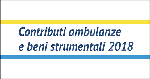 Contributi ambulanze